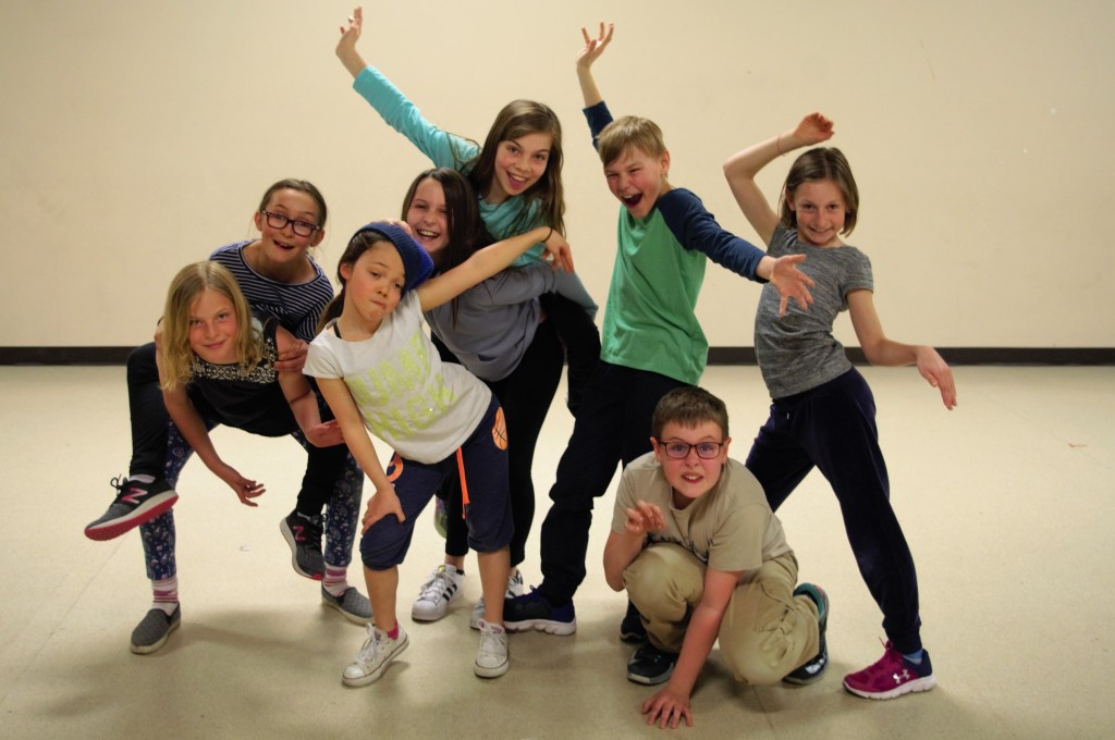 Drama Classes in Calgary for ages 7-14
