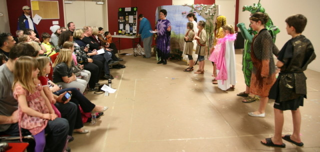 Theatre Performances for ATheatre School Calgary