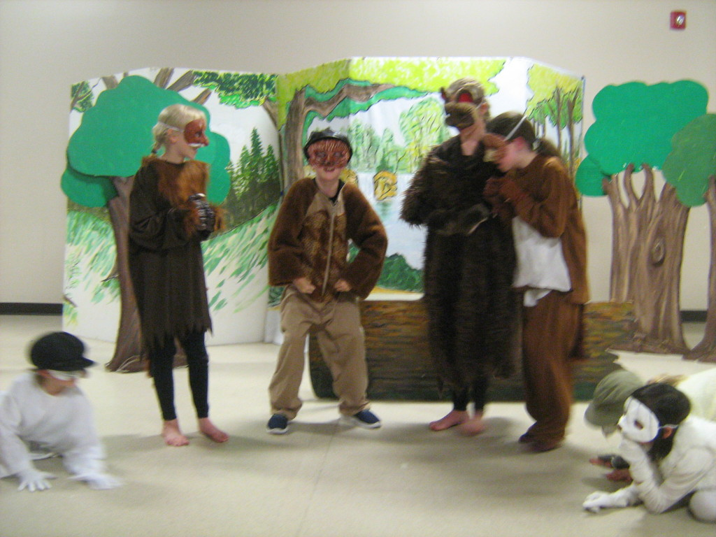 Upcoming Performances for Theatre School in Calgary - Celebration of Learning