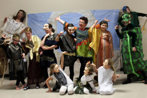 Drama/Acting Classes for Kids Calgary - Jason and the Argonauts