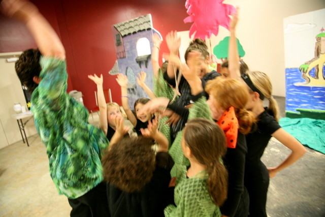 Theatre A Go-Go calgary, inspiring expression through drama and acting classes.