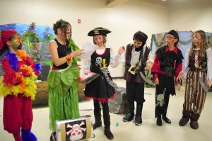 Spring Drama Classes for kids and Youth ages 7-12 in Calgary