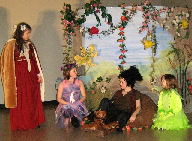 Homeschool Drama Classes for kids and Youth ages 7-12 in Calgary
