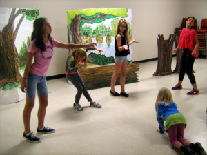 Winter Acting Classes for youth and teens Calgary