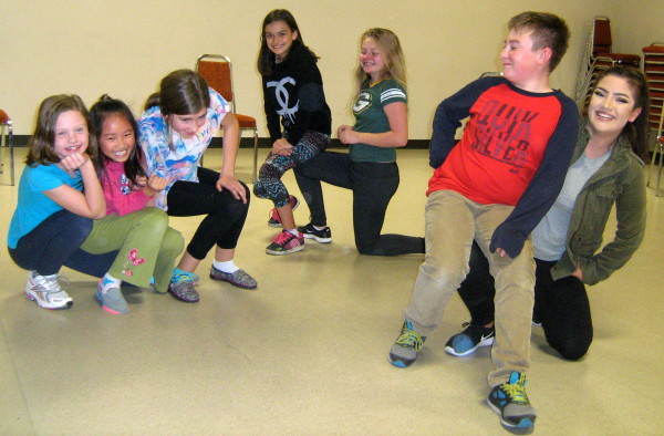 Fall Drama Classes in Calgary for Kids ages 7-14