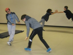 Acting Classes for Youth and Teens in Calgary - Slapstick Comedy