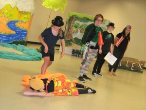 Summer Drama Camps in Calgary for kids and youth